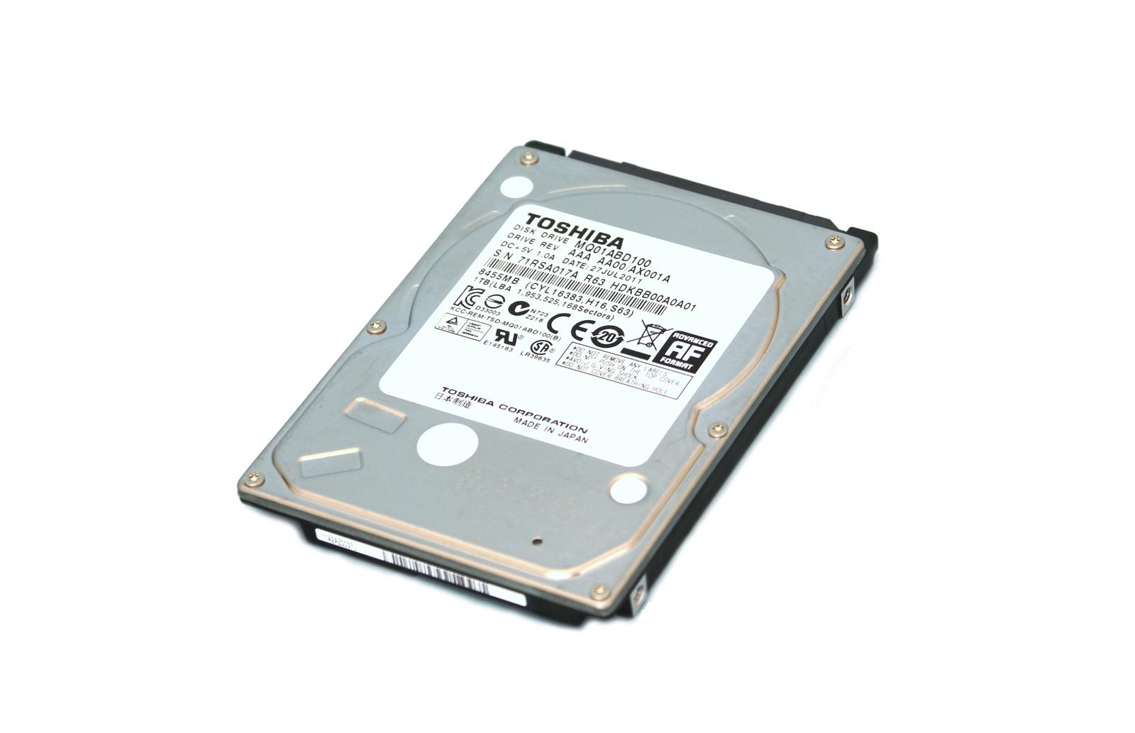 ΔΙΣΚΟΣ HDD TOSHIBA 320GB SATA 2 2.5″ REFURBISHED