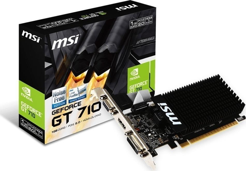 ΚΑΡΤΑ ΓΡΑΦΙΚΩΝ GT710 DDR3 1GB