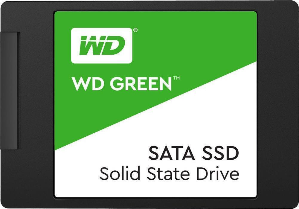 ΔΙΣΚΟΣ SSD WD GREEN 2.5″ SATA 3 120GB (USED)