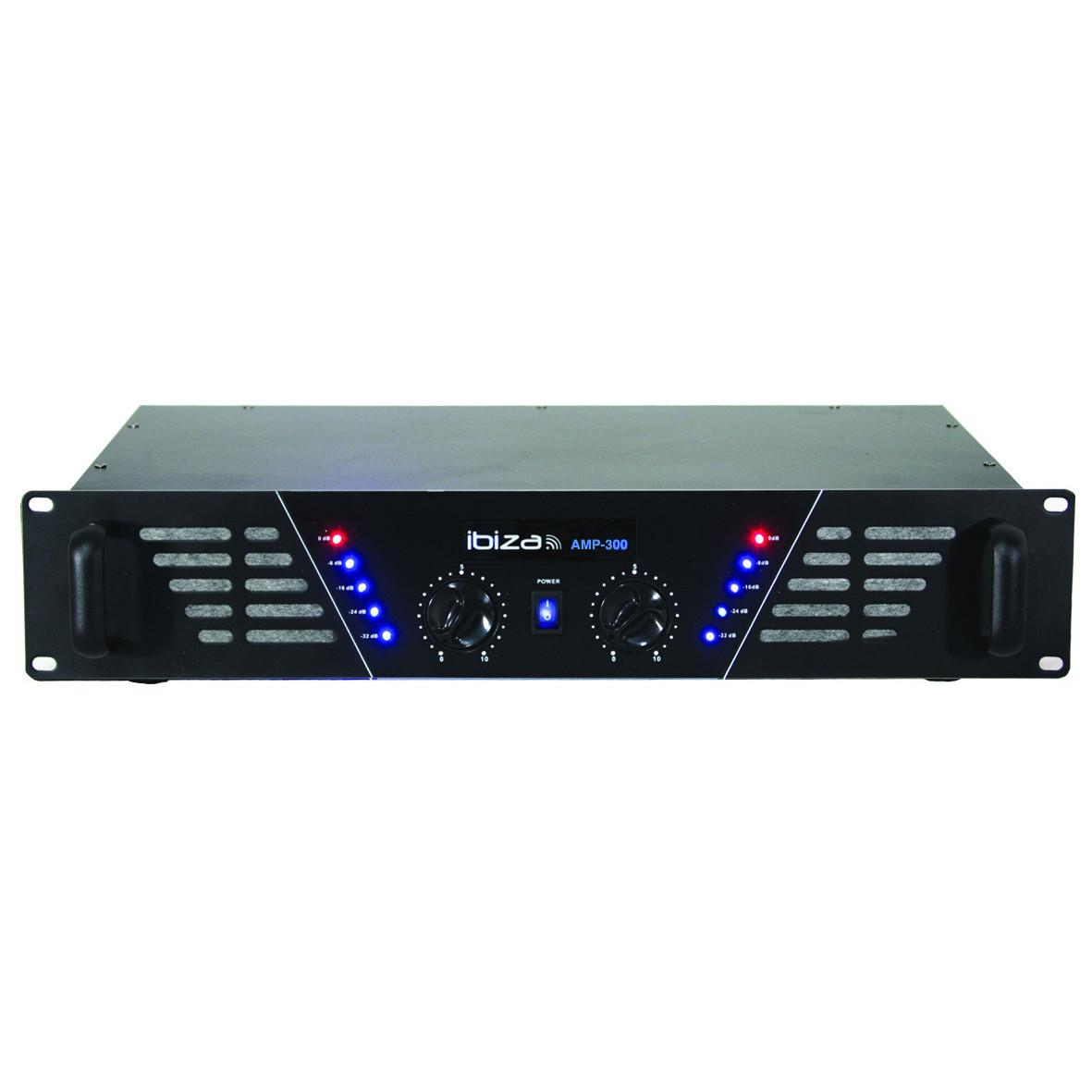 ΕΝΙΣΧΥΤΗΣ AMP 800  2*320W/8Ω MAX