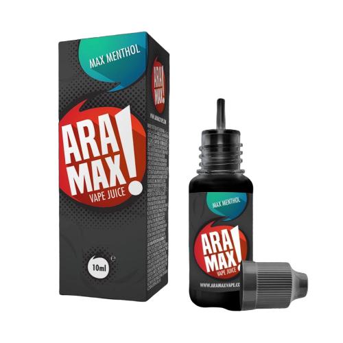 ARAMAX MAX STRAWBERRY 06mg 10ML