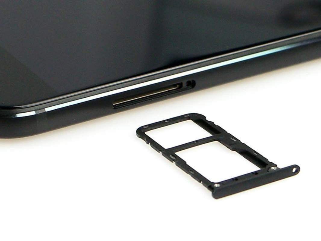 SIM TRAY XIAOMI MI NOTE BLACK