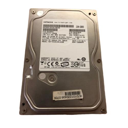 ΔΙΣΚΟΣ HDD HITACHI 160GB SATA 3.0
