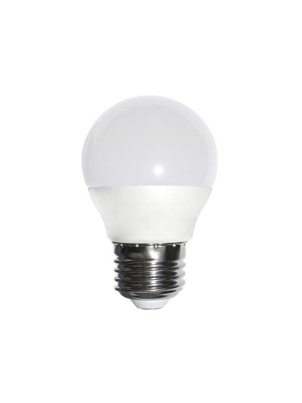 ΛΑΜΠΑ LED BULB  E27 6W 480LM 6000K