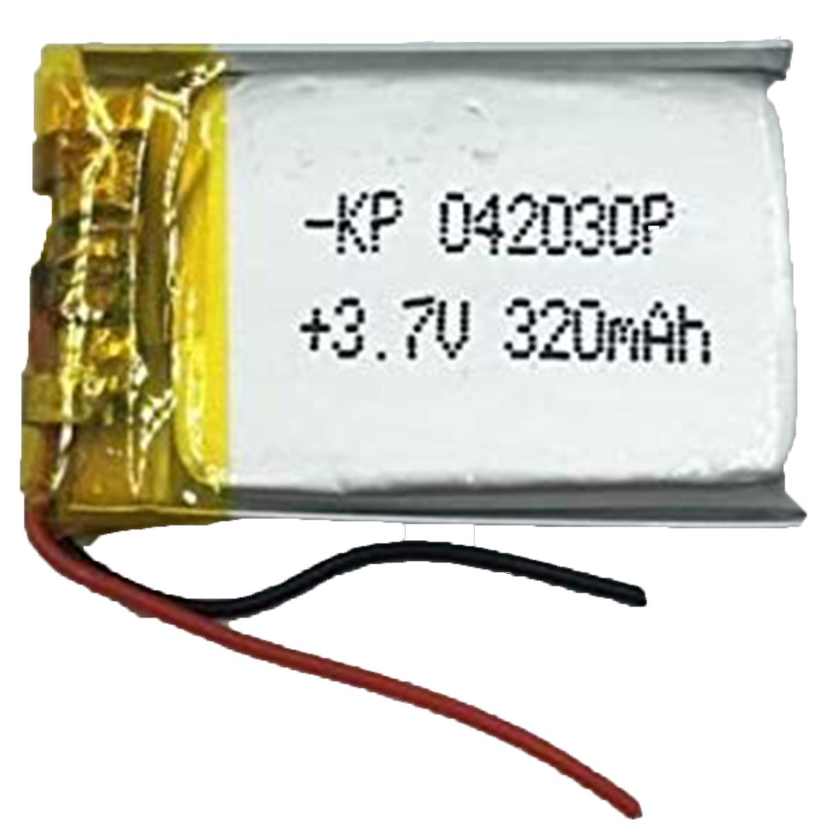 ΜΠΑΤΑΡΙΑ LIPO 3.7V 320Mah (042030p)