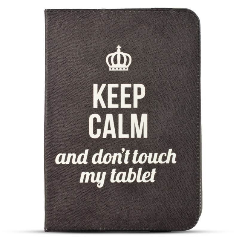 ΘΗΚΗ TABLET BOOK UNIVERSAL 7′-8′ KEEP CALM