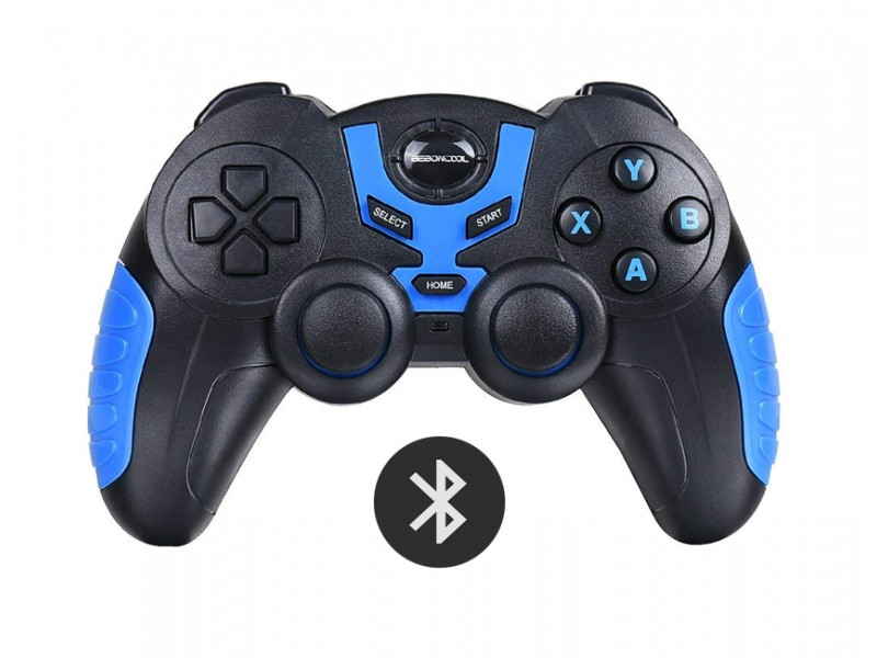 GAMEPAD ΧΕΙΡΙΣΤΗΡΙΟ 7IN1 WIRELESS PC PS3 PS2 ANDROID