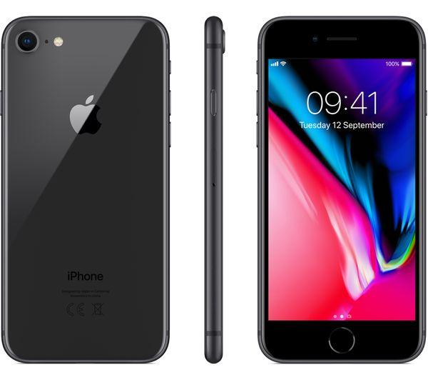 ΚΙΝΗΤΟ IPHONE 8 64GB BLACK