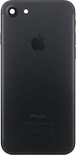 ΚΑΠΑΚΙ ΜΠΑΤΑΡΙΑΣ IPHONE 7 HOUSING BLACK OEM