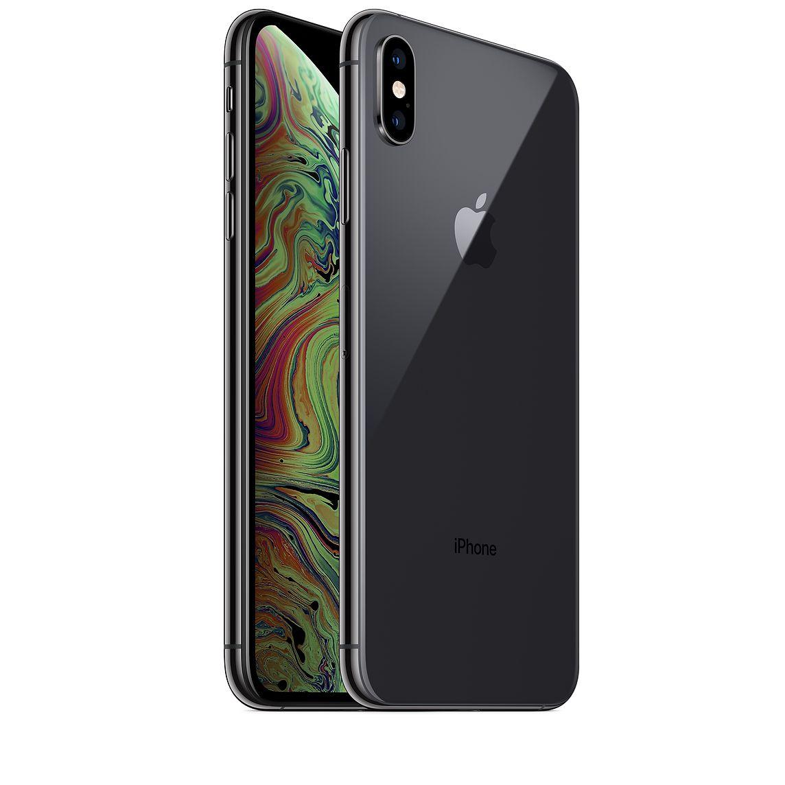 ΚΙΝΗΤΟ IPHONE XS MAX 512GB BLACK (REFURBISHED)