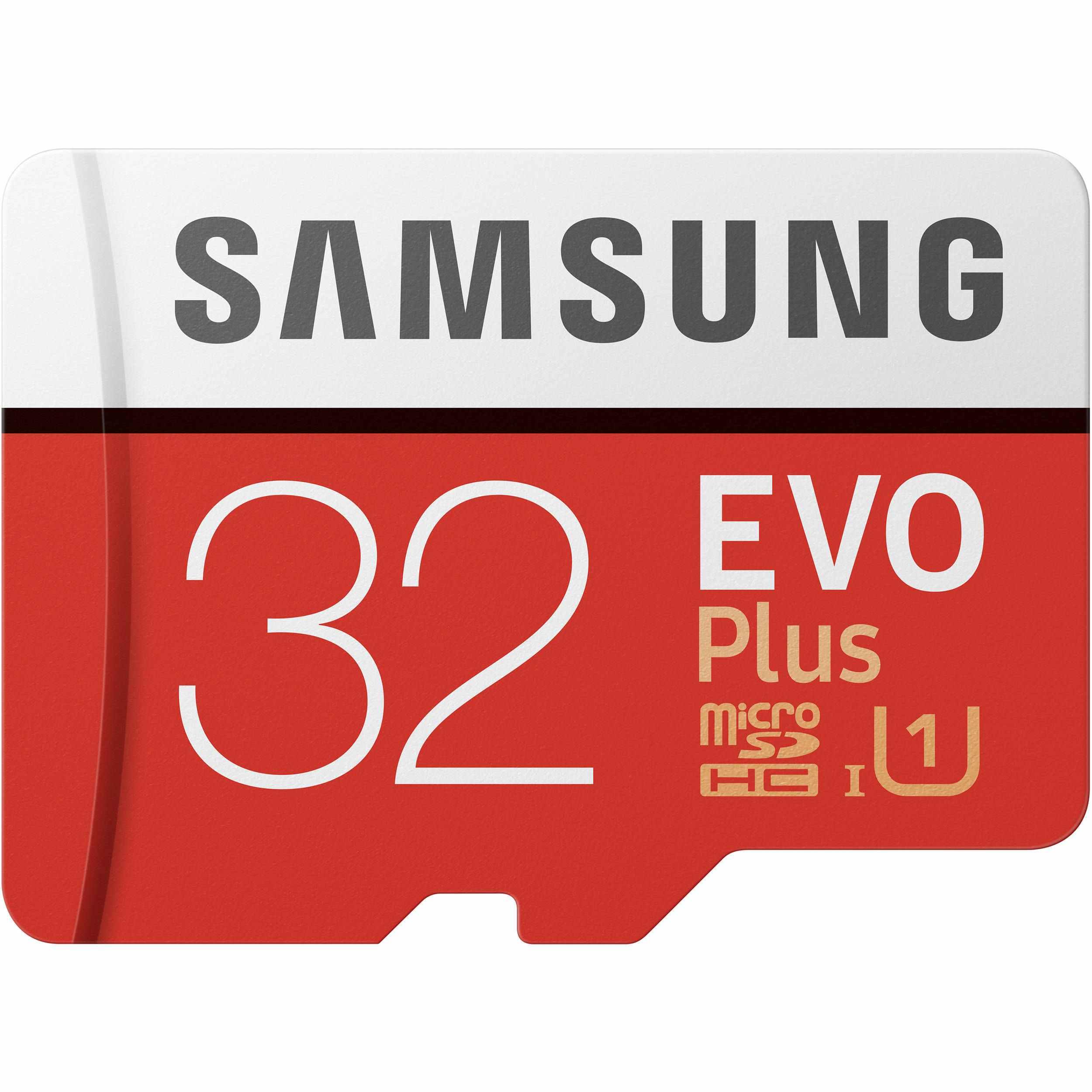 ΜΝΗΜΗ MICRO SD 32GB SAMSUNG EVO PLUS CLASS 10