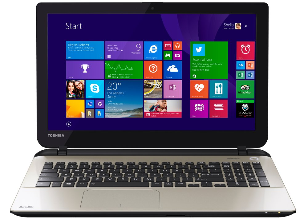 LAPTOP TOSHIBA SATELLITE L50-B-1UC REFURBISHED