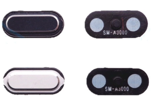 HOME BUTTON SAMSUNG A500 USED BLACK