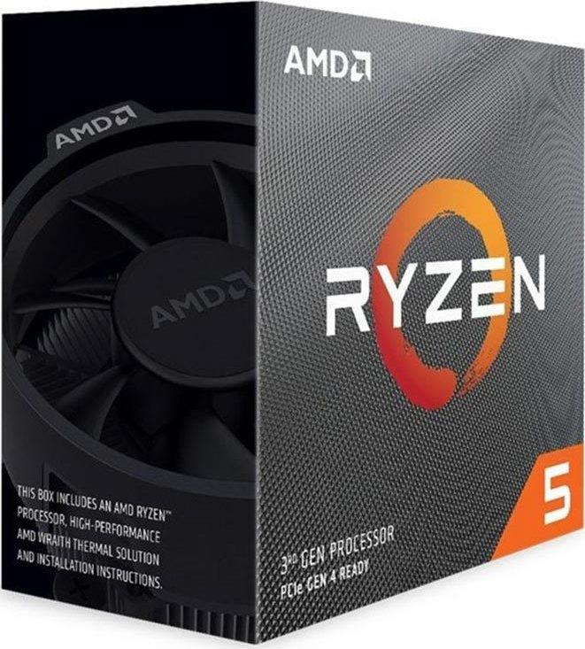 ΕΠΕΞΕΡΓΑΣΤΗΣ AMD RYZEN 5 3600 4.2GHZ