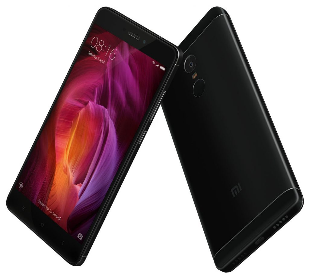 ΚΙΝΗΤΟ XIAOMI REDMI NOTE 4 BLACK (USED)