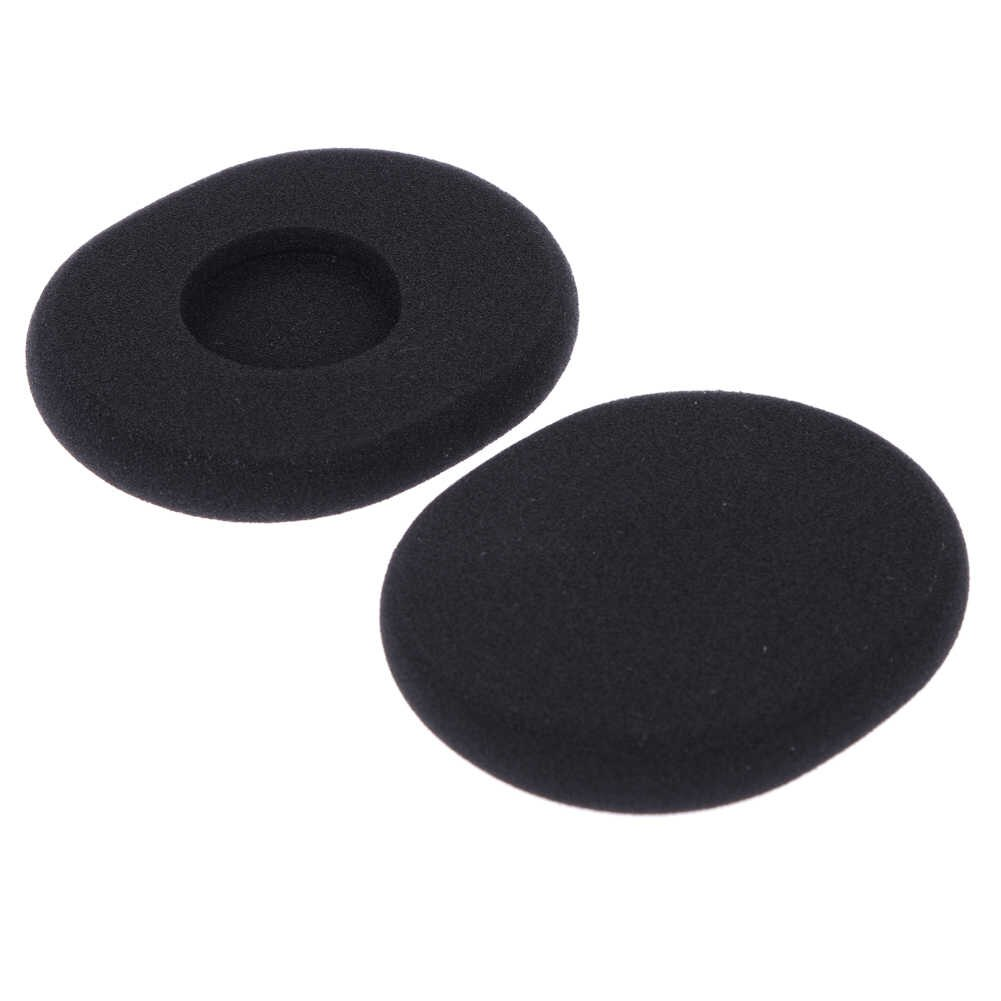 EARPADS SPONGE BLACK