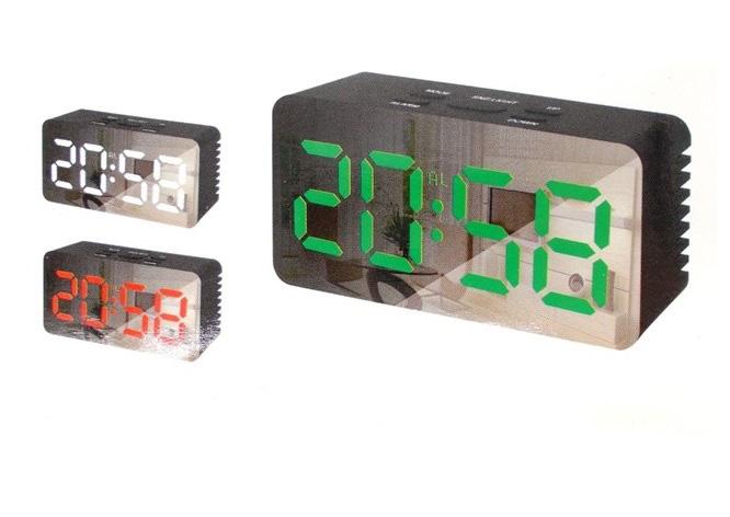 LED CLOCK MIRROR DS-3658L