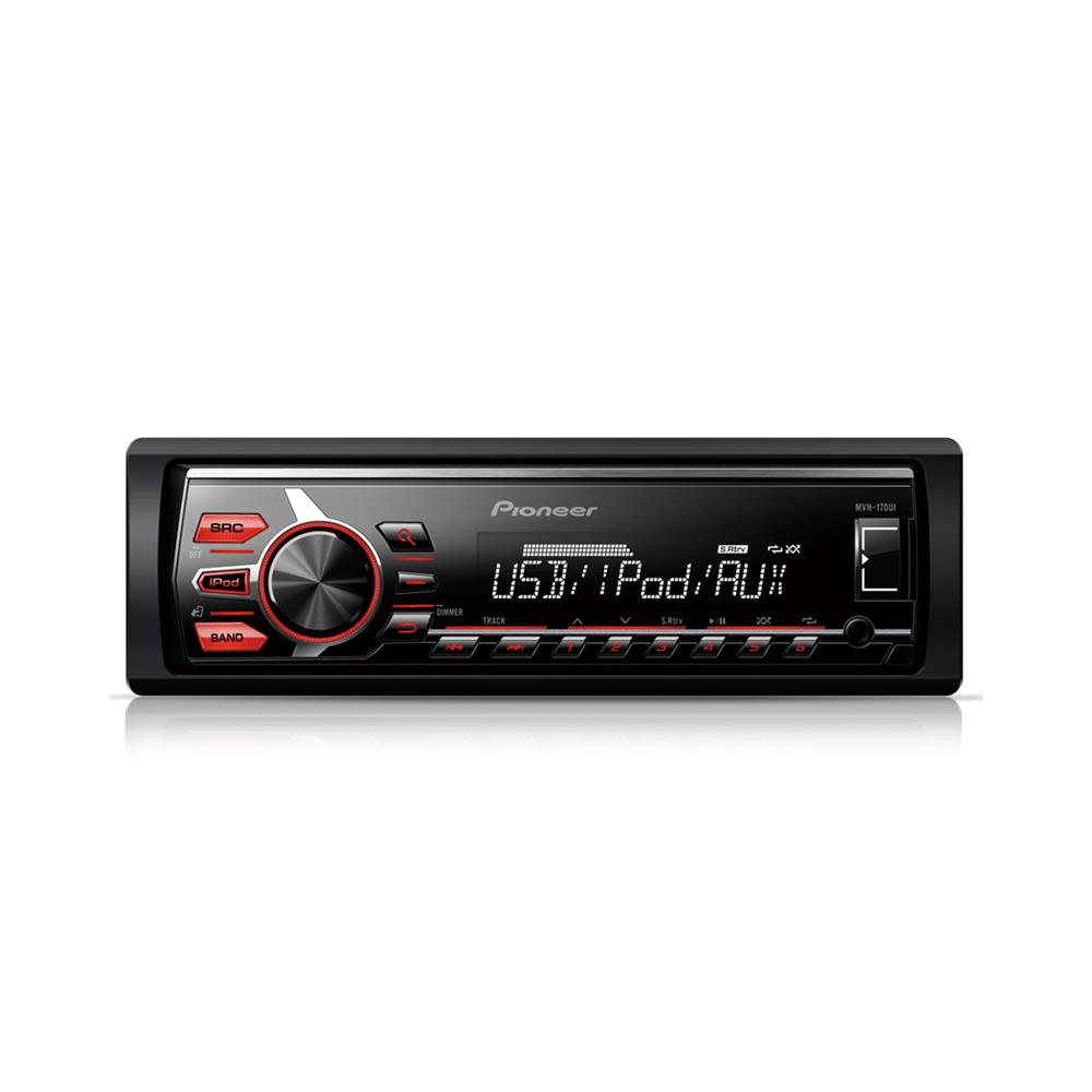 RADIO ΑΥΤ/ΤΟΥ MVH-170UI USB/I PHONE/AUX