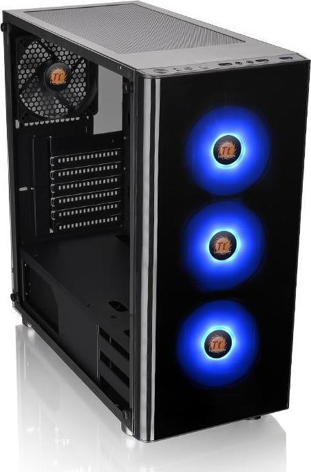 PC CASE THERMALTAKE V200 TG RGB MID TOWER