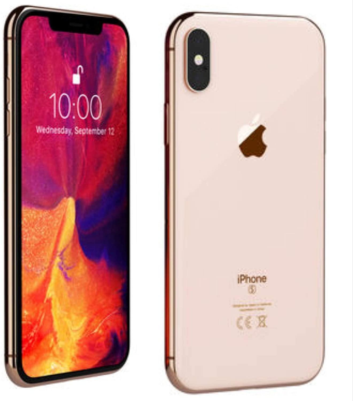 ΚΙΝΗΤΟ IPHONE XS 64GB GOLD (ΕΚΘΕΣΙΑΚΟ)