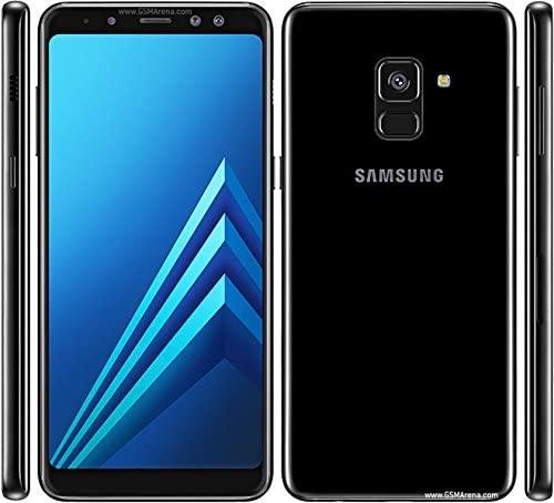 ΚΙΝΗΤΟ SAMSUNG GALAXY A8 2018 4/32GB BLACK (ΕΚΘΕΣΙΑΚΟ)