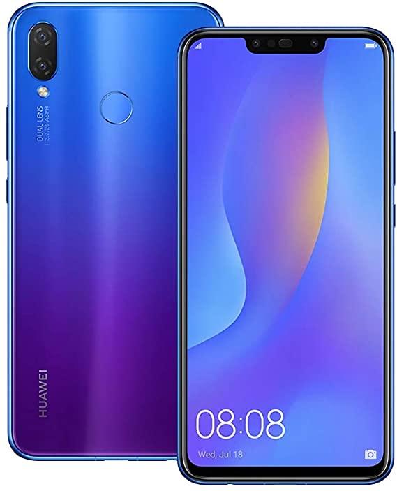 ΚΙΝΗΤΟ HUAWEI NOVA 3i 4/128GB BLUE (ΕΚΘΕΣΙΑΚΟ)