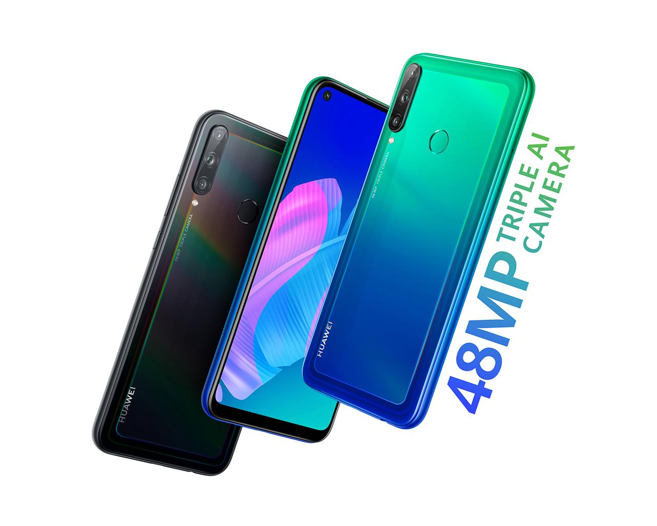 ΚΙΝΗΤΟ HUAWEI Y7p 2020 4/64GB BLUE (ΕΚΘΕΣΙΑΚΟ)