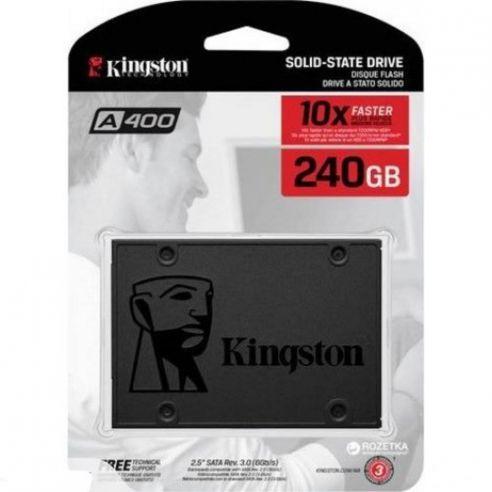 ΔΙΣΚΟΣ SSD KINGSTONE 240GB A400