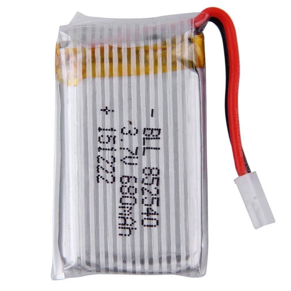 ΜΠΑΤΑΡΙΑ LIPO 3.7V 680MhA (402368)