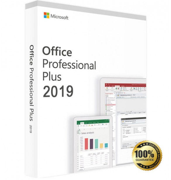 CD-KEY Microsoft Office 2019 Professional Plus