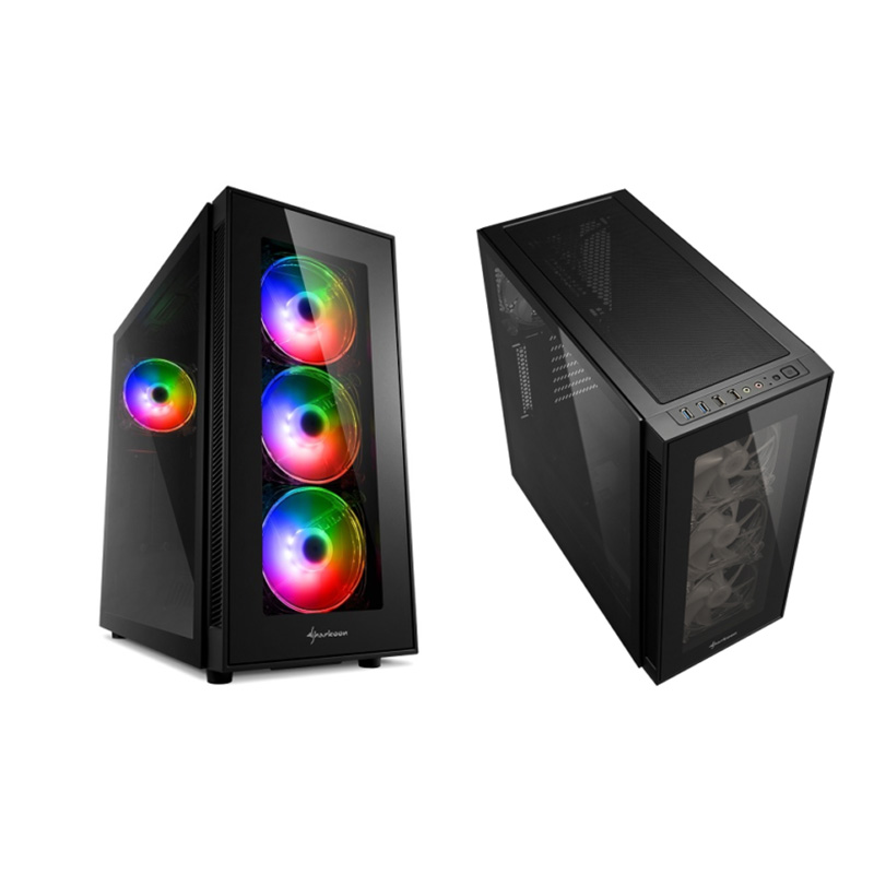 PC CASE SHARKOON TG5 PRO RGB