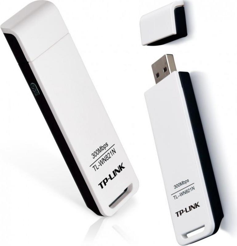 WIFI USB TP-LINK 300Mbps TL-WN821N
