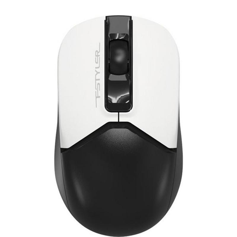 ΠΟΝΤΙΚΙ ΑΣΥΡΜΑΤΟ A4TECH FG12 FSTYLER BLACK-WHITE