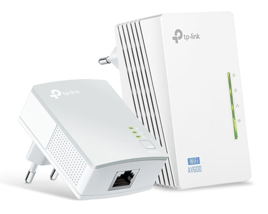 POWERLINE TP-LINK AV600 TL-WPA4220 KIT VER 4.0